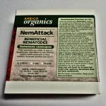 Arbico-Organics Nematode Shipment Package