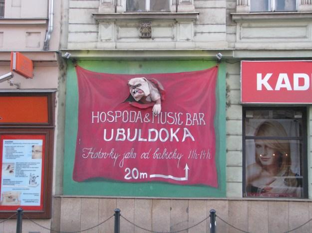 Prague Bulldog Blog