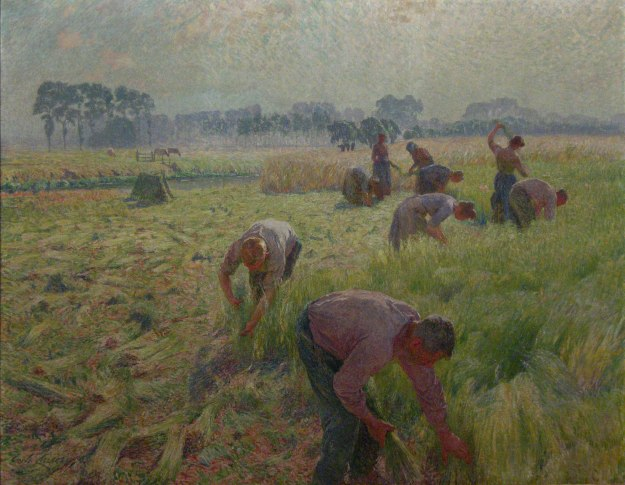 By Emile Claus - Own work (photo by Georges Jansoone, User:JoJan, photo: 2008-08-20), Public Domain, https://commons.wikimedia.org/w/index.php?curid=4653832