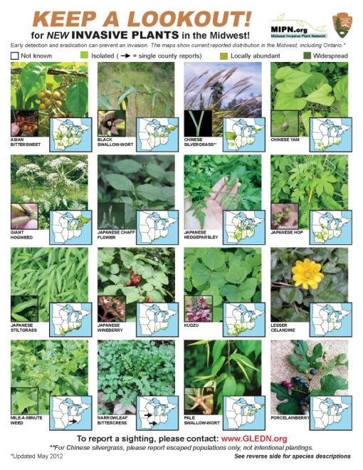 MIPN Products and Publications  Midwest Invasive Plant Network