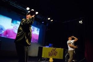 Cor Veleno live