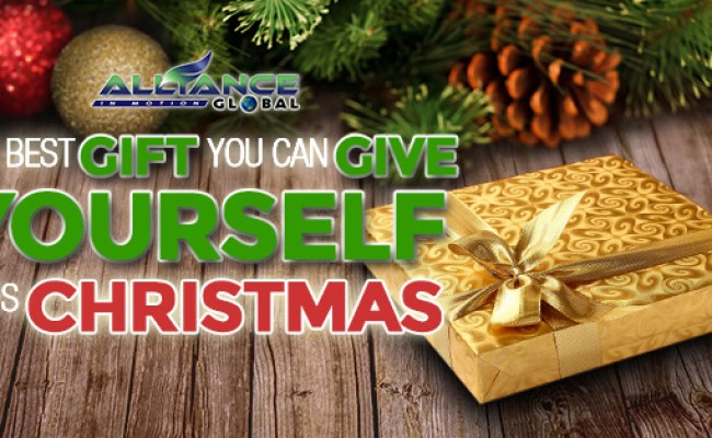The Best Gift You Can Give Yourself This Christmas