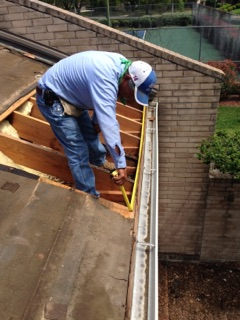 Roofing Job Site Victoria