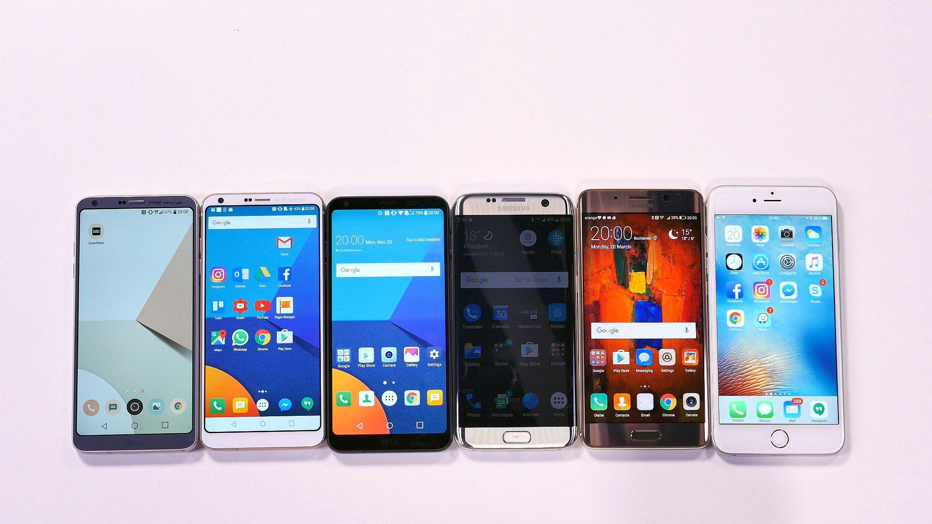 UNBOXING & REVIEW – LG G6 – Știu că pe acesta voiați să îl vedeți! » George Buhnici