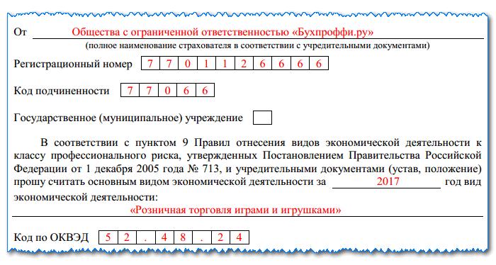 Добавление кодов ОКВЭД для ИП