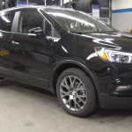 2020 Buick Encore Sports Touring Exterior