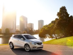 The Buick Encore successfully wrapped its first year on the market