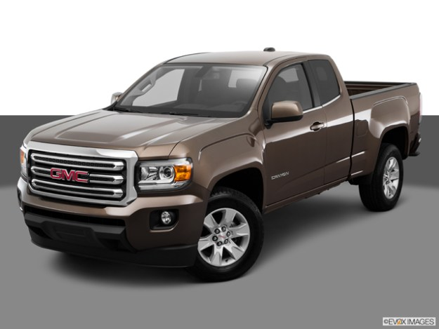 2015 GMC Canyon - Freehold Buick GMC