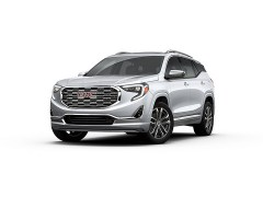 How leasing works - 2018 GMC Terrain