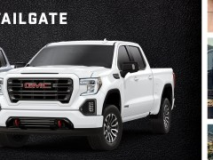 GMC MultiPro Tailgate | Freehold Buick GMC | Freehold, NJ