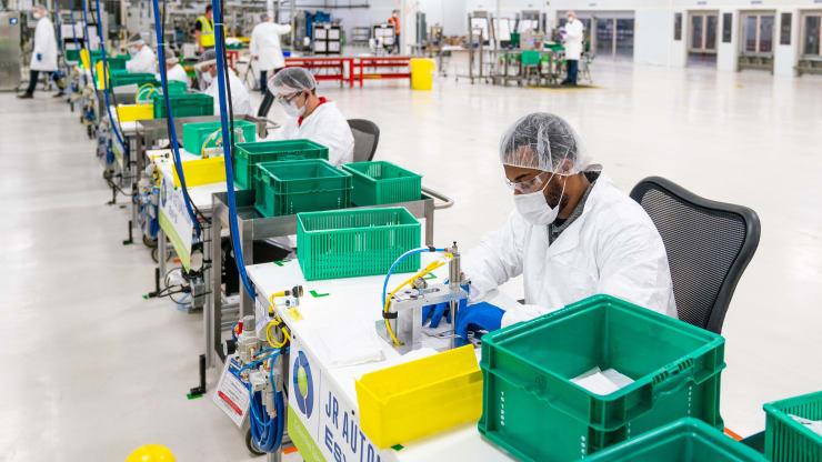 GM producing face masks for frontline workers - West Point Buick GMC - Houston, TX