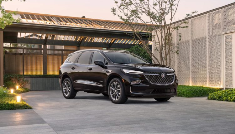 Upcoming Buick Enclave - West Point Buick GMC - Houston, TX