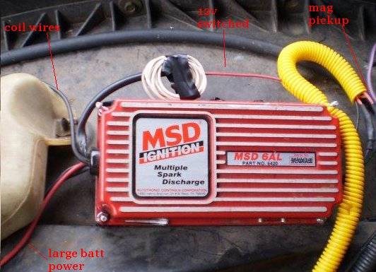 Msd Street Fire Ignition Wiring Diagram Msd Free Engine Image For