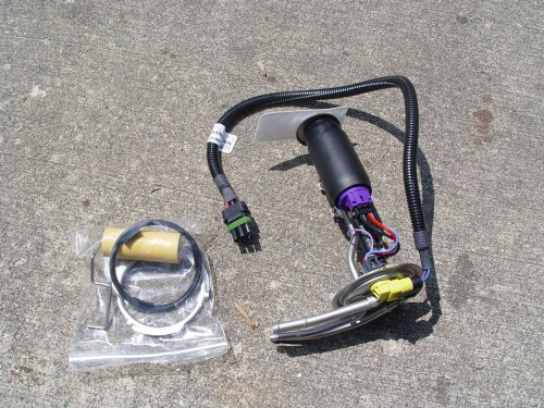 small resolution of racetronix 340lph fuel pump