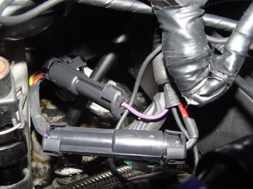 small resolution of fuel injection wiring harness