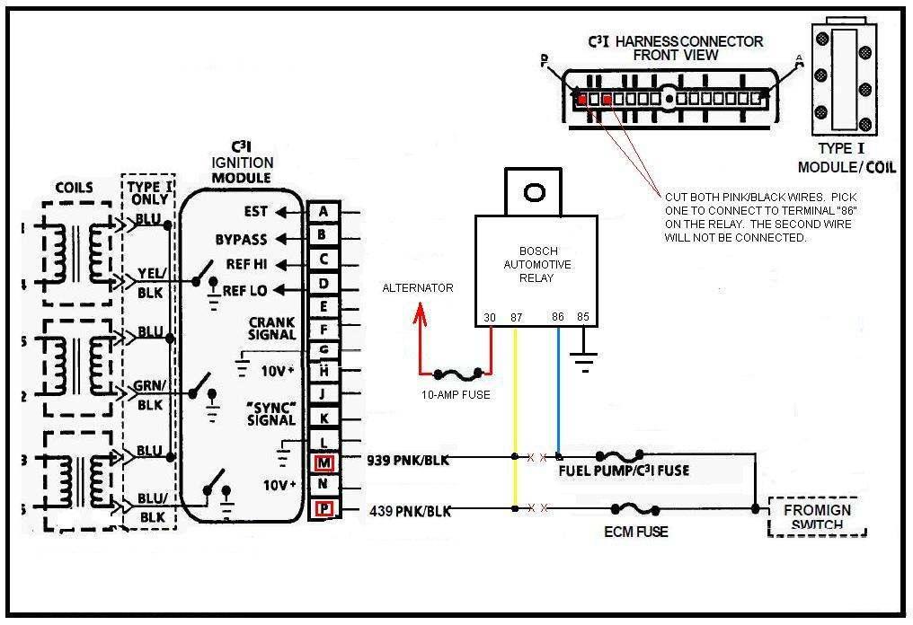1987 buick wiring diagram