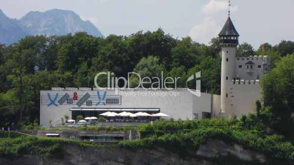 Museum Of Modern Art Salzburg Royalty-free Video And Stock Footage