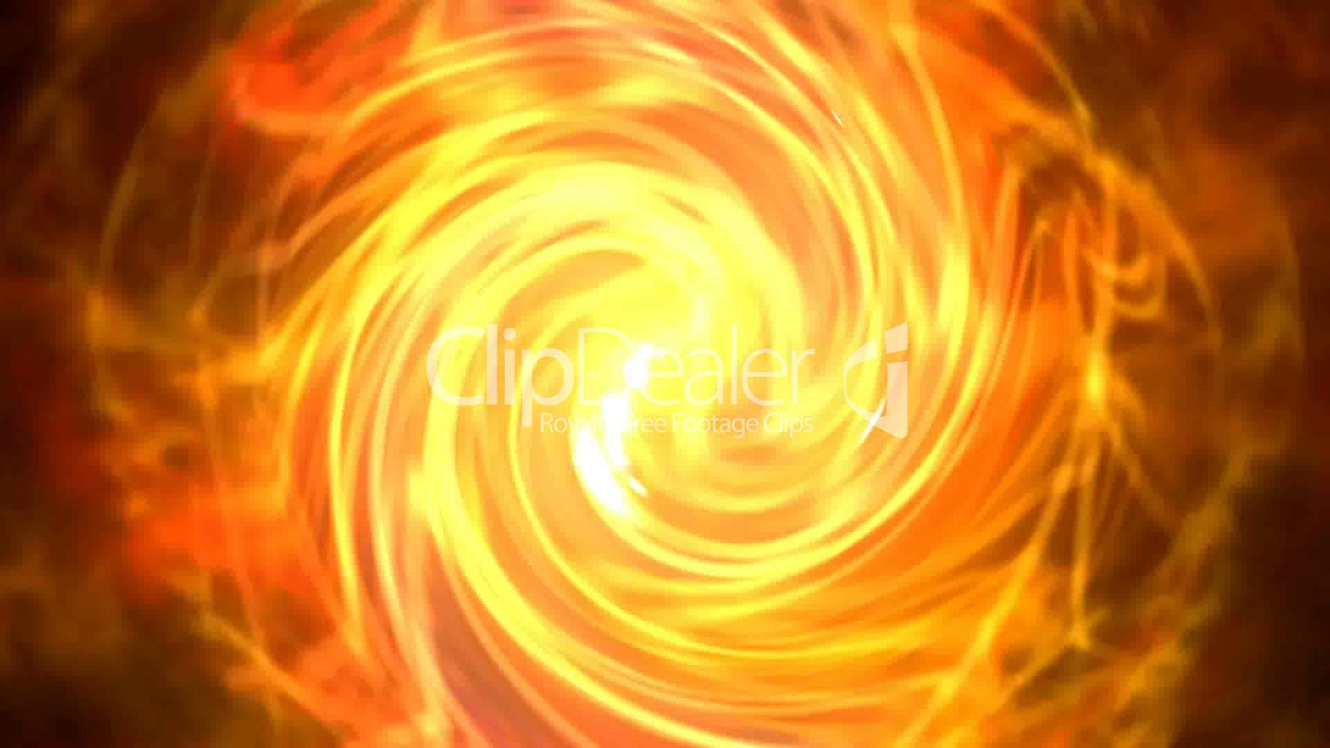 Solar stormsflame hurricaneswirl fire cyclones shaped
