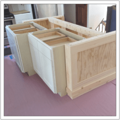 Make A Kitchen Island Wall Tiles For Build Diy Basic 20 Copy