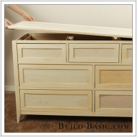 Diy Chest Of Drawers Plans