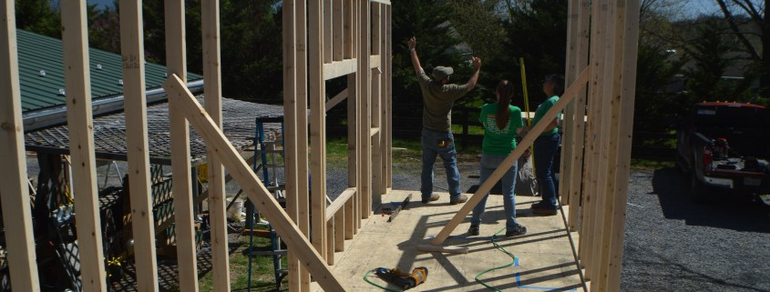 build tiny - tiny home construction east coast