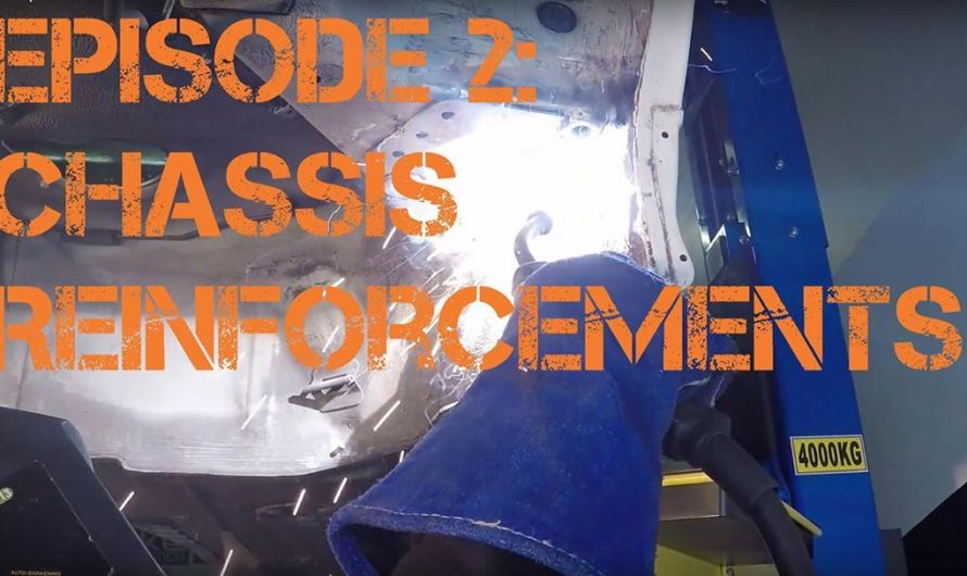 BMW LS3 Widebody Track Car Episode 2: Chassis Reinforcements