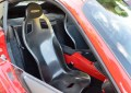 Tillett B5 Carbon in a Porsche