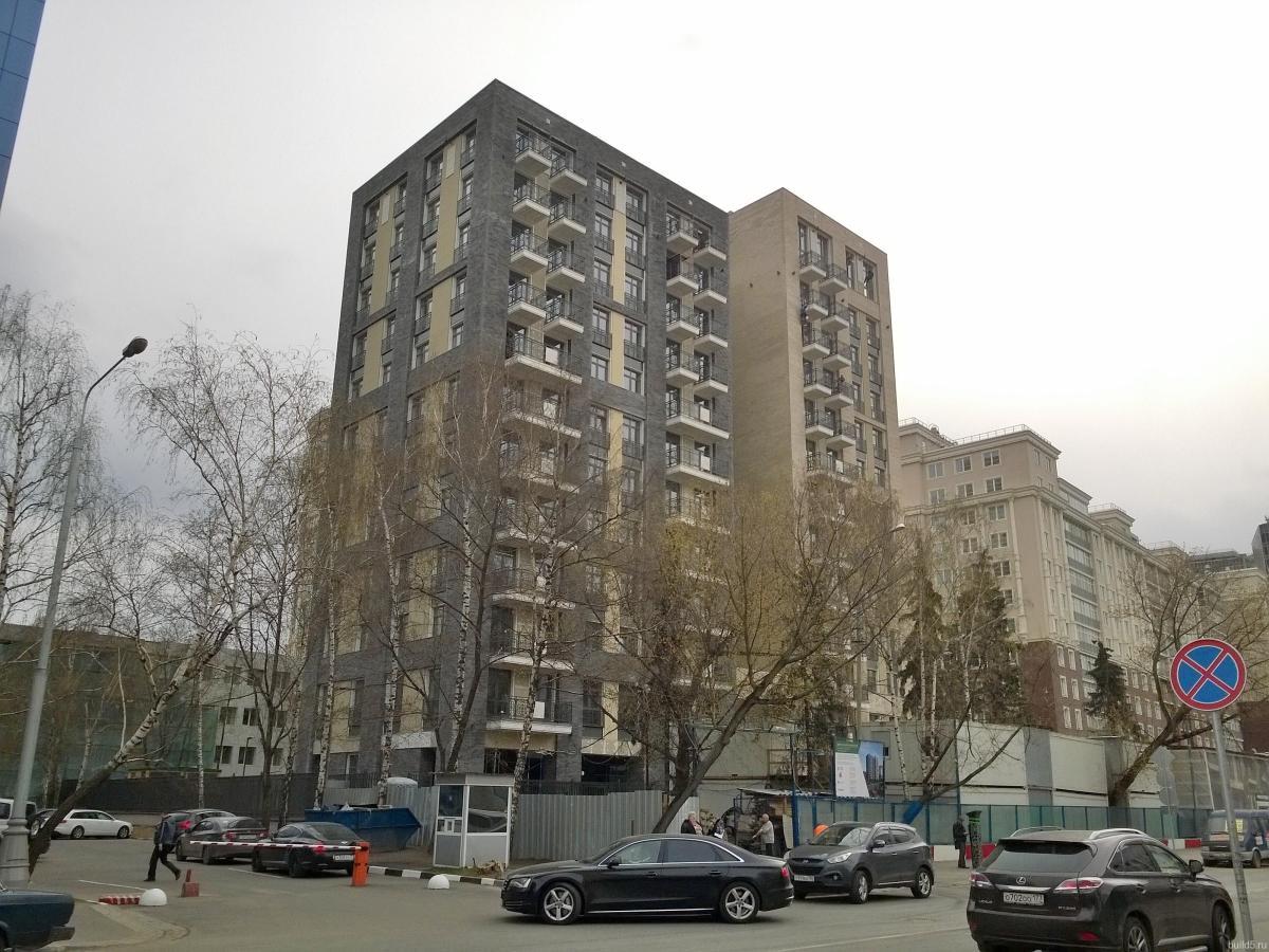 Дом на Люсиновской