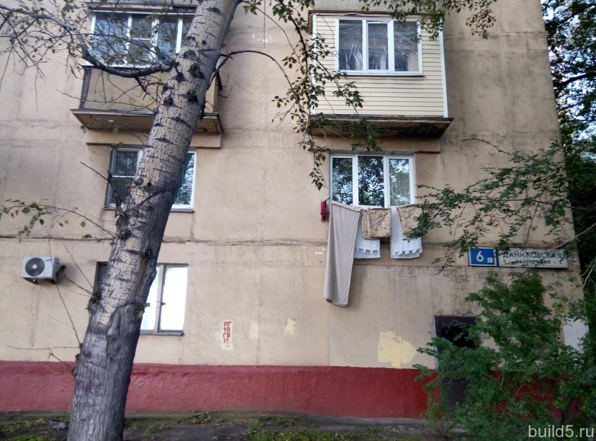afi residence paveletskaya, район