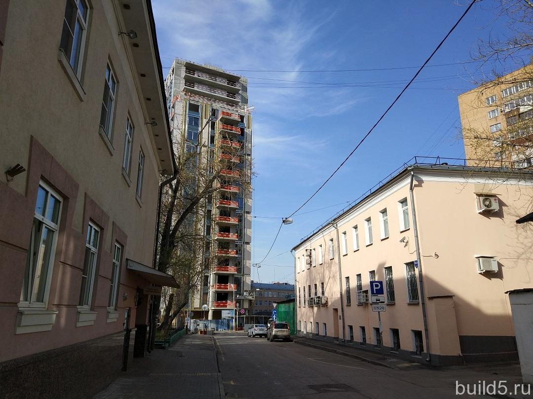 басманный 5 апартаменты, басманный 5, басманный 5 coalco, басманный 5 mr group, mr group, coalco,