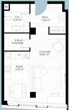 39клубный дом story, клубный дом стори, stone hedge