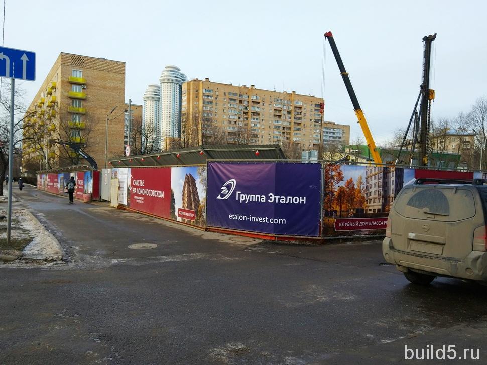 жк счастье на ломоносовском проспекте январь 2020