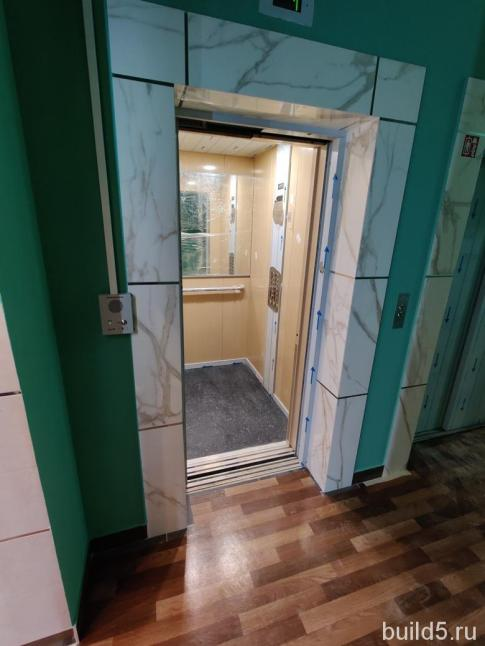 жк нормандия лифт