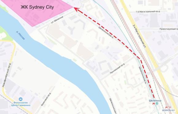 ЖК Сидней Сити (Sydney City)