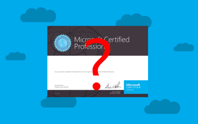Microsoft Azure Certification: Where to Start? 2015 Edition