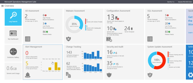 MSFT_OperationsManagementSuite_Overview_Screenshot