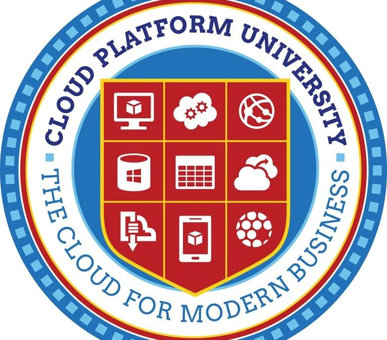 Cloud Platform University Online – Free Azure Training