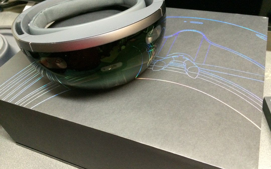 Detailed HoloLens Hardware Specs
