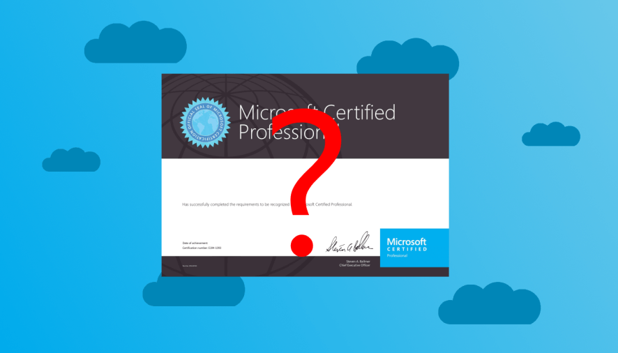 Microsoft Certification Changes and Goodbye to MCSD Azure Solutions Architect