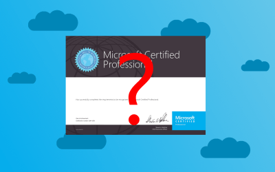 Azure Certification: Where to Start? 2016 Edition