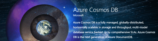 CosmosDB: The New DocumentDB NoSQL Database in Microsoft Azure 2
