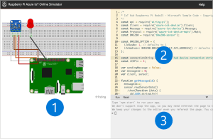 Raspberry Pi Device Simulator for Azure IoT 2