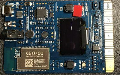 Azure IoT Developer Kit Preview Started Shipping