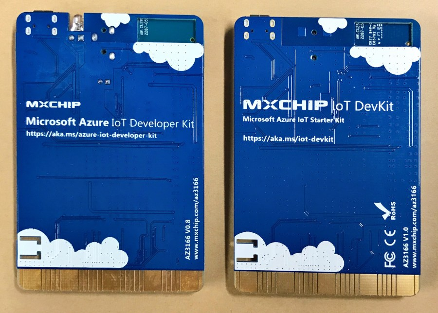 Azure IoT Developer Kits (AZ3166) Have Arrived 4