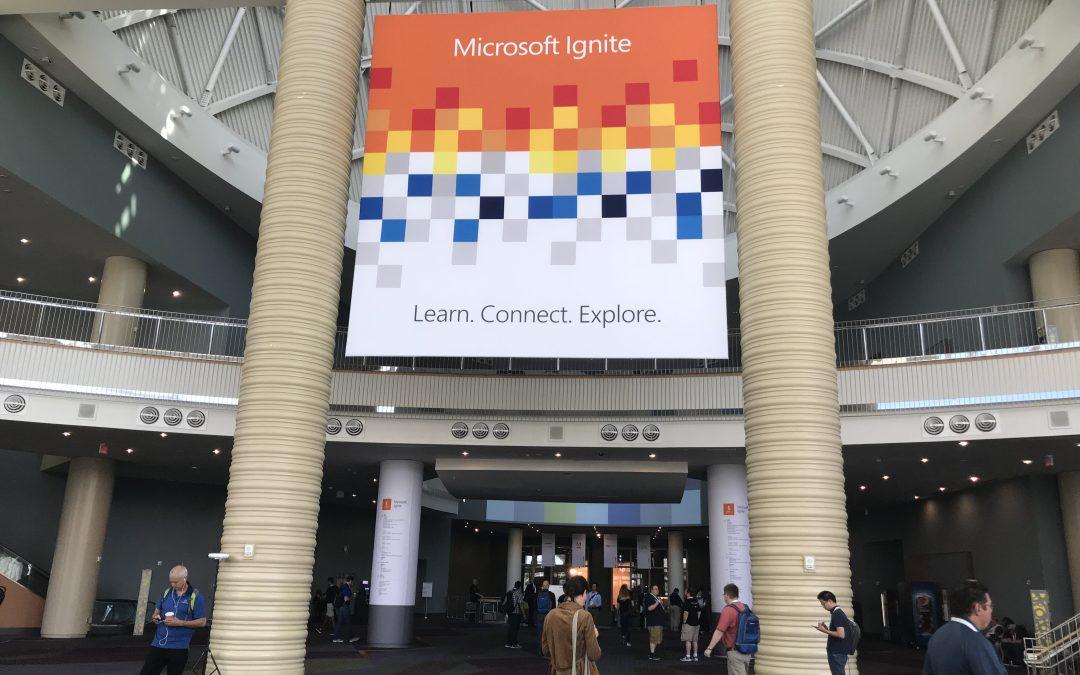 Azure Weekly: Oct 2, 2017 – Ignite 2017 Wrapup / Summary Edition
