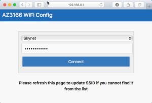 Azure IoT DevKit: Configure Wifi Connectivity - No Wifi? 4