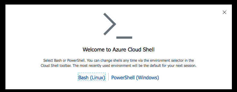 Introducing the Azure Cloud Shell 4