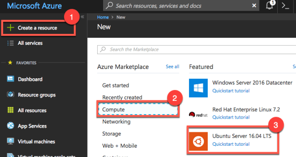 How to Setup an Ubuntu Linux VM in Azure with Remote Desktop (RDP) Access 3