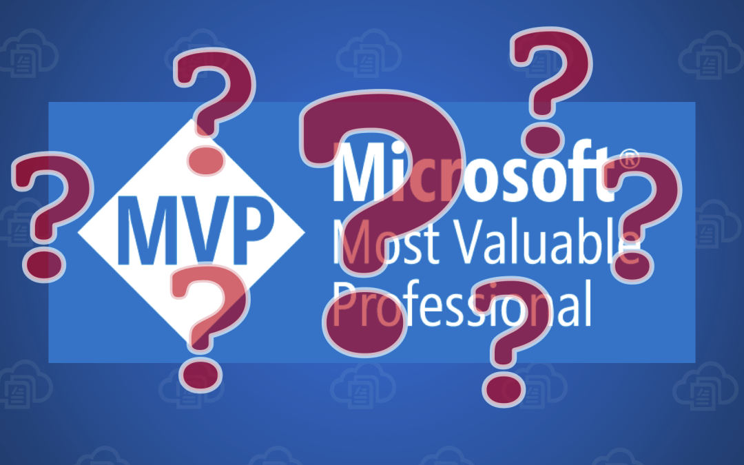 3 Steps to be Awarded Microsoft MVP