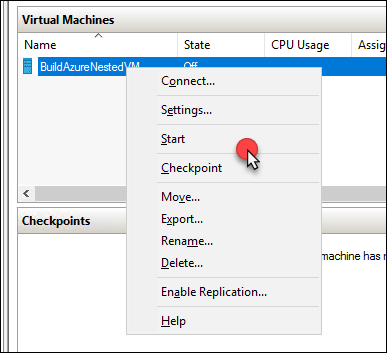 Nested VMs in Azure with one click?  You must be crazy… 21